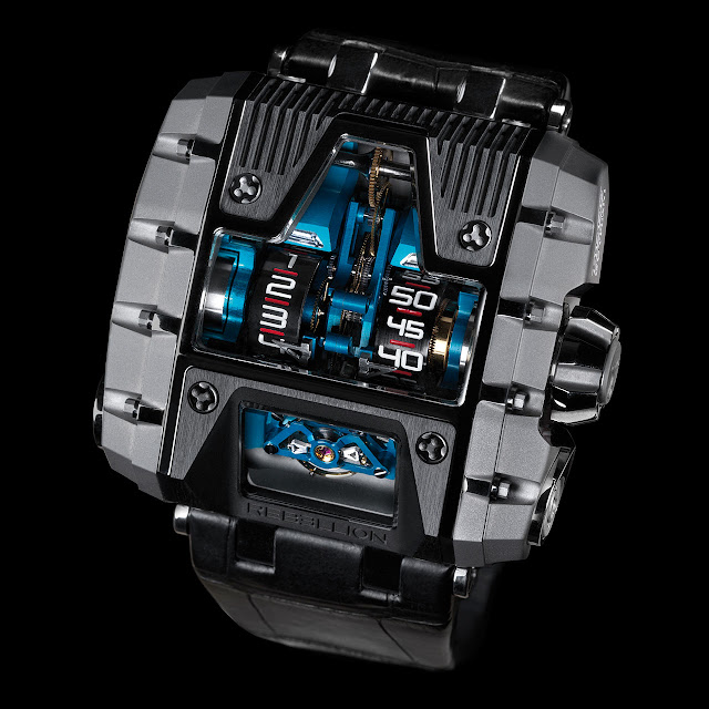 Rebellion T-1000 Gotham Watch