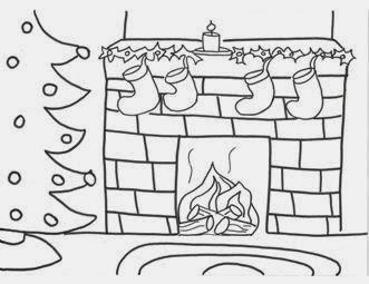 Chimeneas Para Dibujar Chimenea Dibujada En Una Pizarra Dibujo