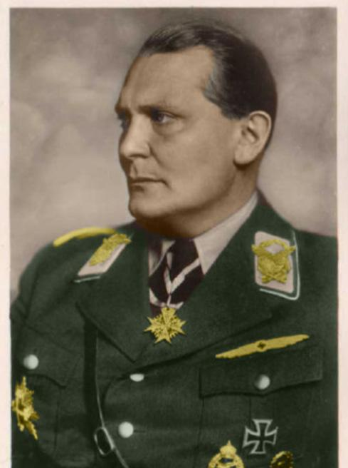 The Guns Of Hermann Goering Armchair General And