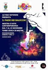 """Mostra """"Il Paese dei Balocchi"""" Mestre 2015"""