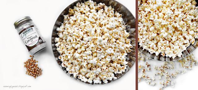 Popcorn double Homemade Stovetop Popcorn . . .