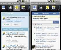 Social Plus Google Plus Facebook y Twitter juntos