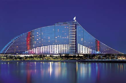 All about the famous places famous hotels in dubai for Dubai famous hotel