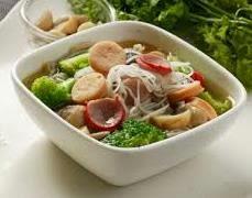 Bihun Kuah Sayuran