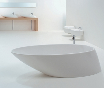 A World of Interior Design: Design of the Week (4/2/ - 4/8): Bath Tubs