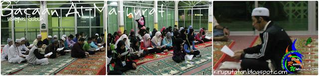 Bacaan Al-Mathurat