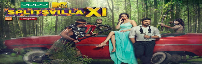 Poster Of Splitsvilla 11 25th November 2018 Watch Online Free Download