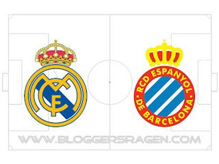 Prediksi Pertandingan Real Madrid vs RCD Espanyol