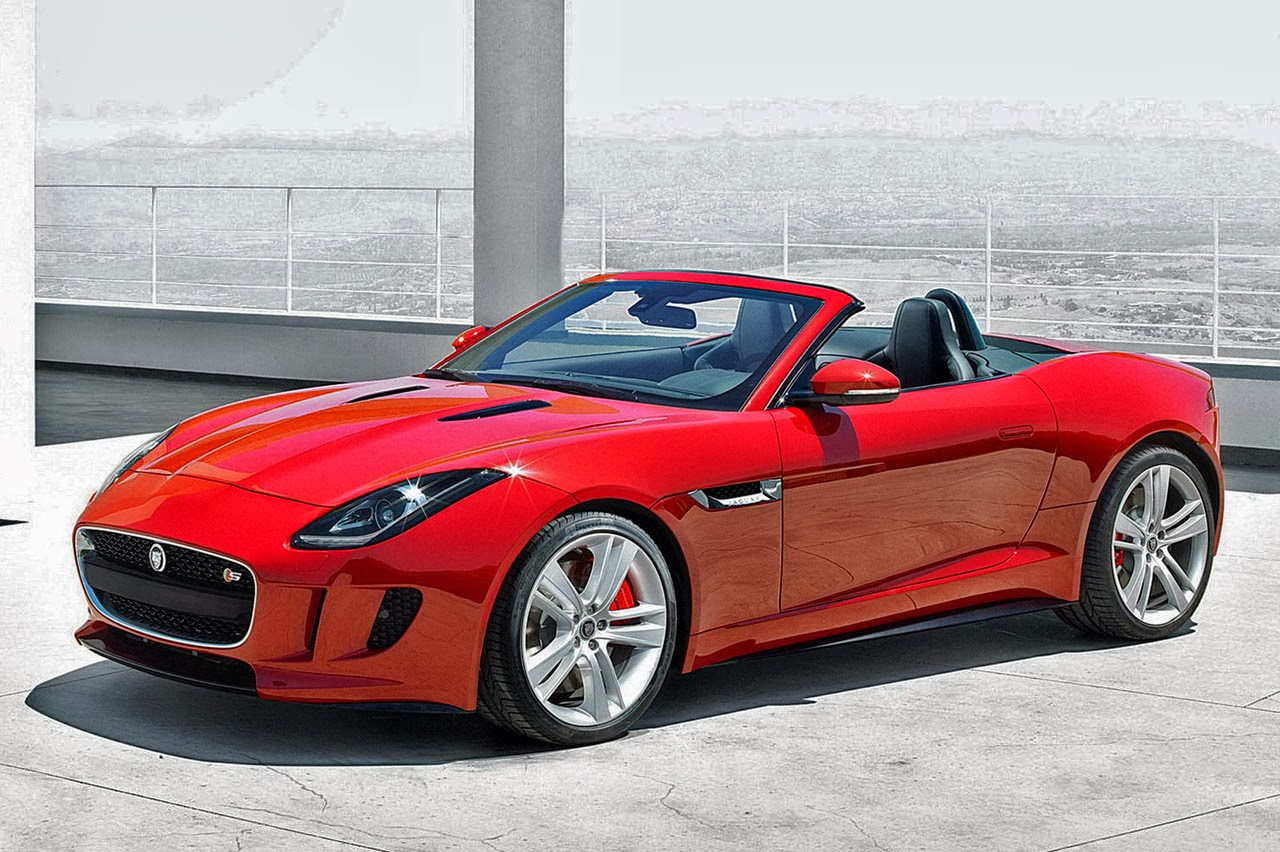 Designs Offered Are Quite Beautiful With The Soft Top Roof That Can Open  The Lid . Jaguar Produces Architectural Engineering Engineer Jaguar F  Type  ...
