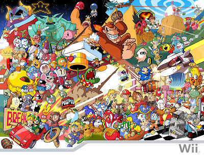 Nintendo Console Games Wallpapers