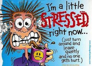 Stress på jobbet