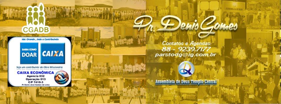 Pastor Denis Gomes