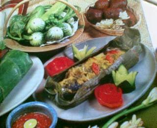 Masakan Sunda Jawa Barat