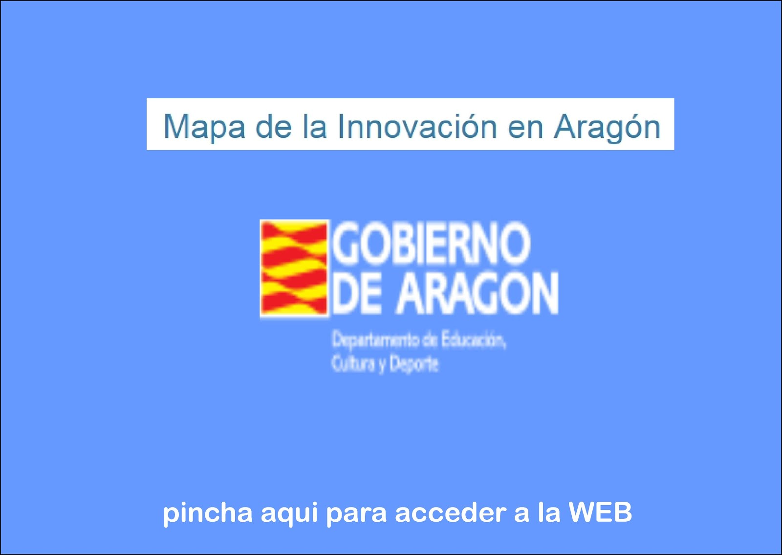 MAPA INNOVACIÓN DE ARAGÓN