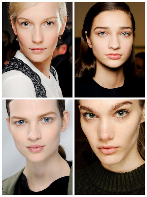 Ralph Lauren, Calvin Klein Chloe, Stella Mccartney fall ready to wear 2013 beauty