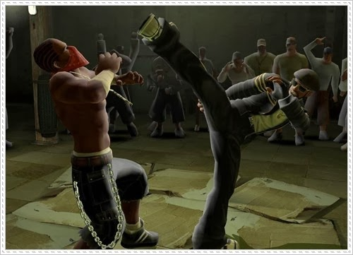 Def Jam Fight For NY Gameplay