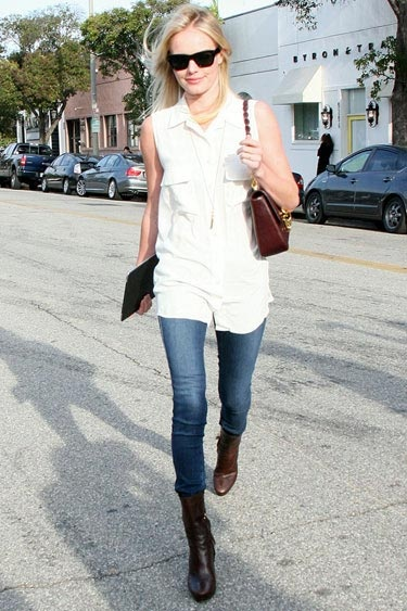 Kate Bosworth Street Style