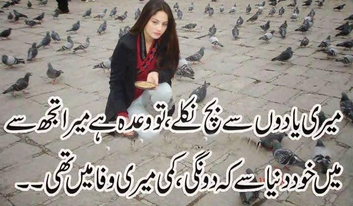 URDU HINDI POETRIES: Urdu Sad Poetry & lovely Ghazal so romantic
