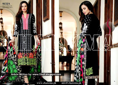 Embroidered Eid Dresses