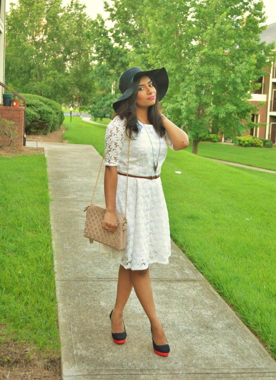 FashionMoksha Summer Day Outfit