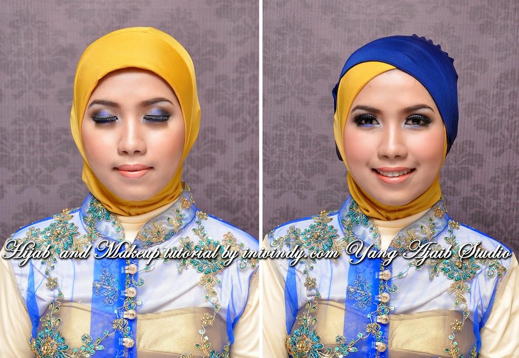 Vindy Yang Ajaib: Makeup Natural dan Tutorial Hijab Wisuda Terbaru ala ...