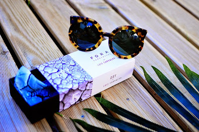 FORA  marca de óculos vintage sanglasses portugueses