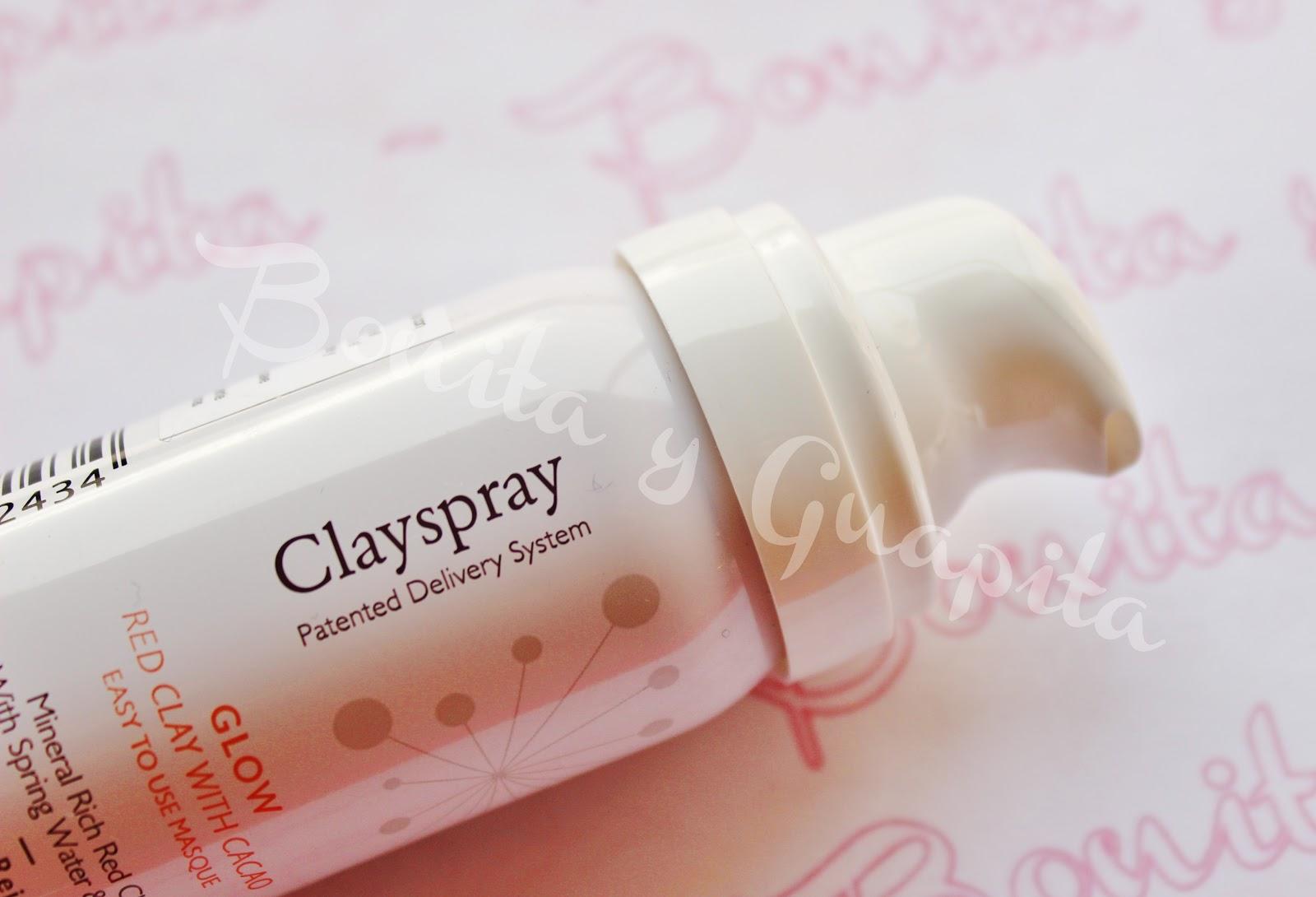 clayspray glow