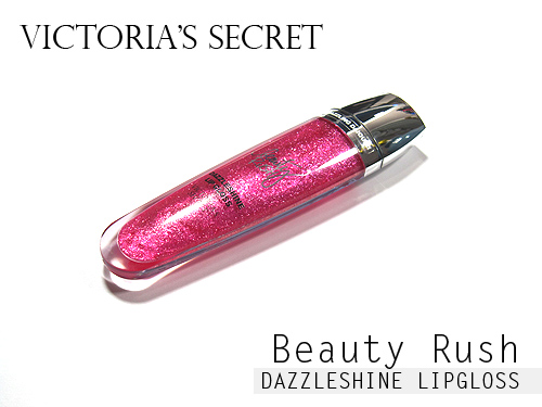 Victoria&#39;s Secret Hot Pink Dazzleshine Lipgloss
