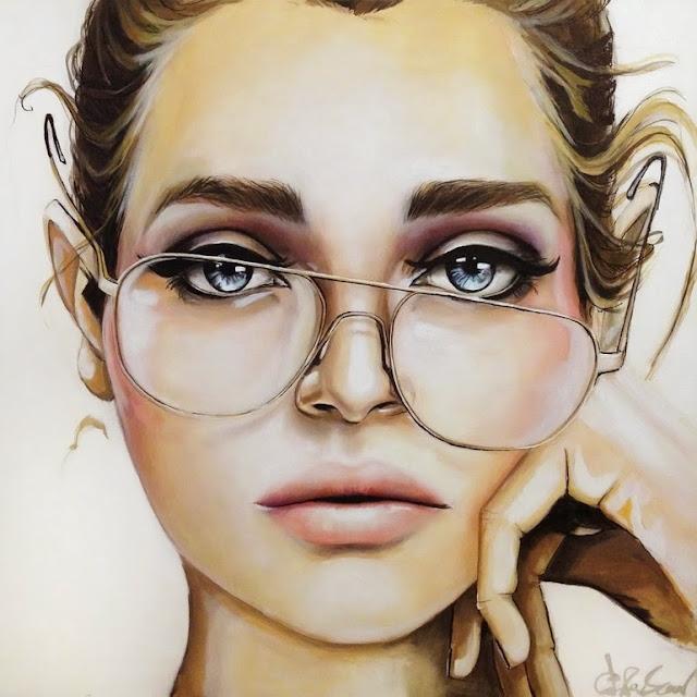 Artist Jessica Rae Sommer