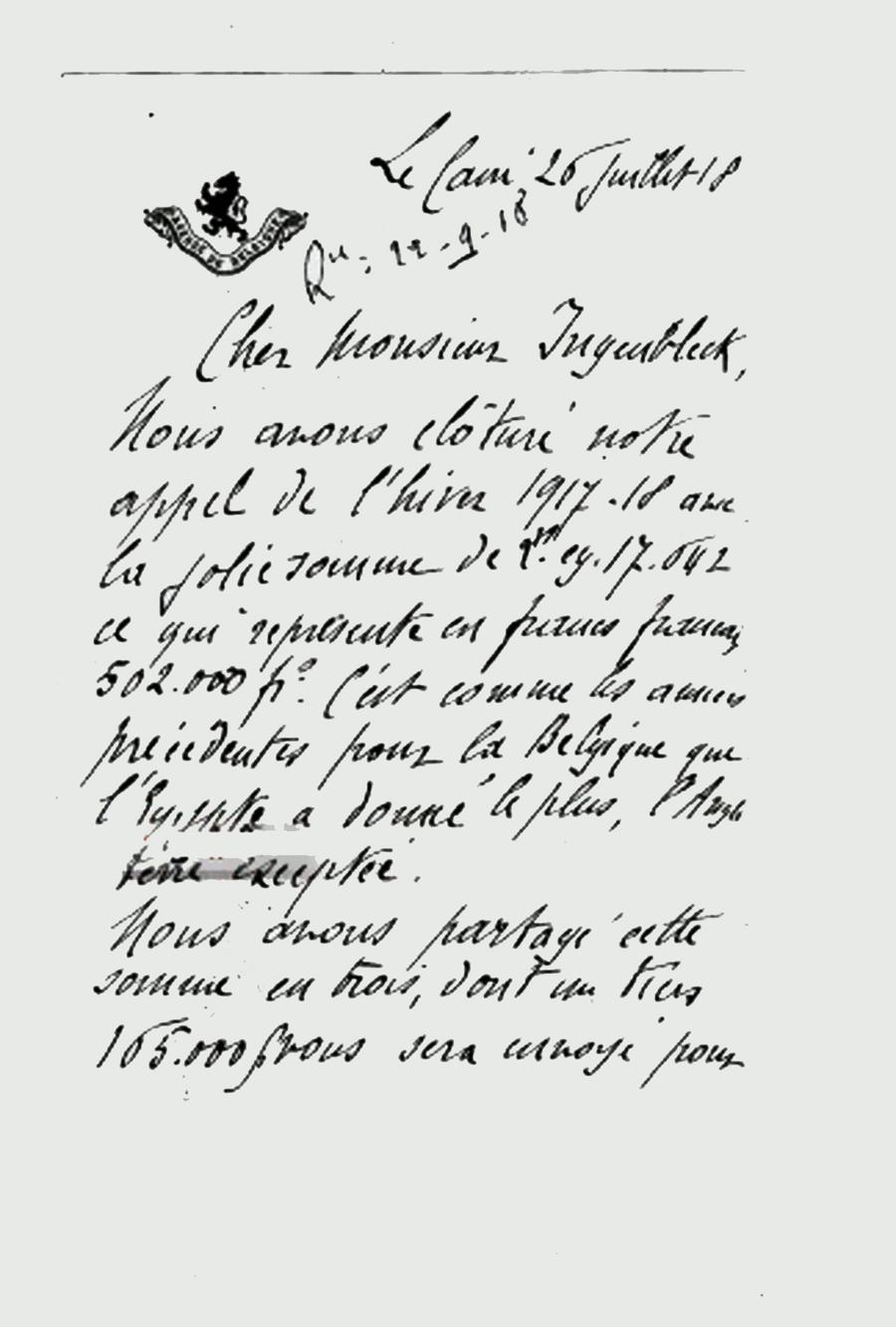 سلسلة اللطائف المصورة - صفحة 2 Egypt%27s-Aid-To-Belgium%2C1918---3