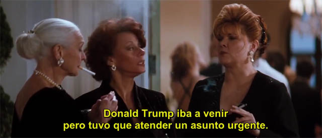 Pactar con el Diablo (VIDEO 3/4): comprometiendo a Donald Trump