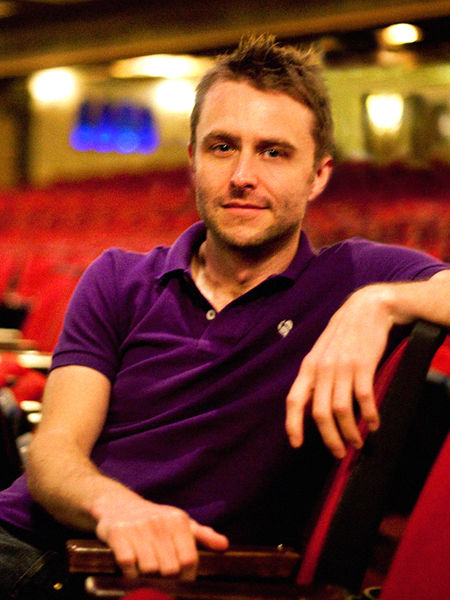 Chris Hardwick's book THE NERDIST WAY rules