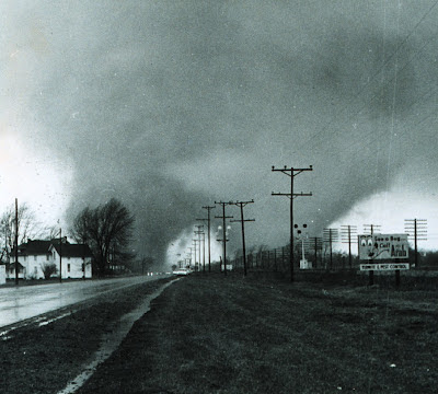 Palm Sunday tornadoes 1965