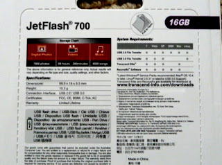 Der USB 3.0-Stick JetFlash 700