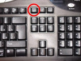 Cara Paling Mudah Mengambil Gambar [Screen Shot] di Laptop, Komputer, dan PC