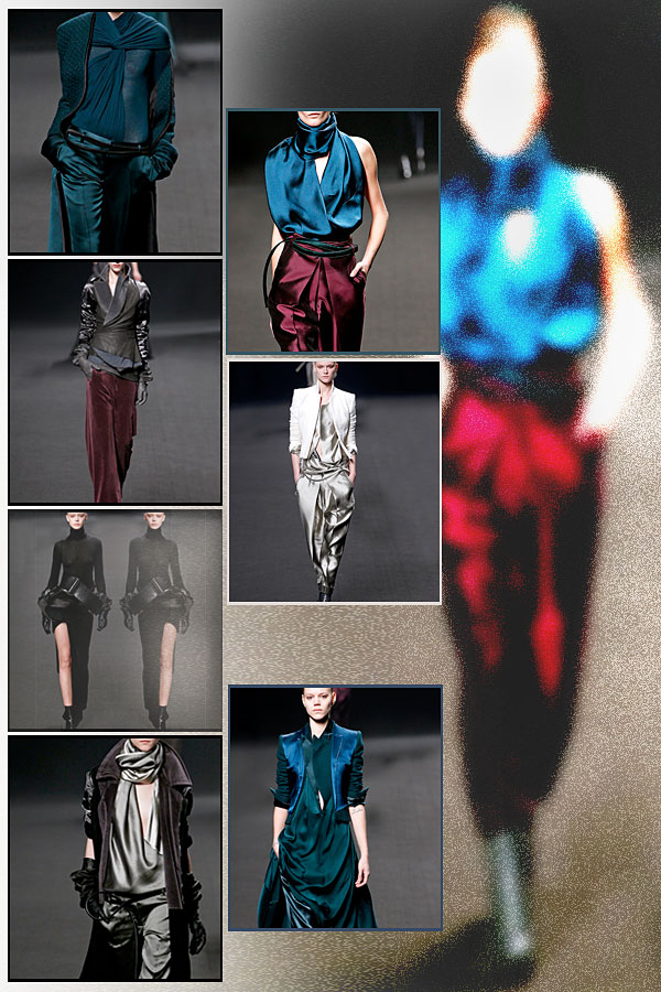 Psynopsis Haider Ackermann Collage