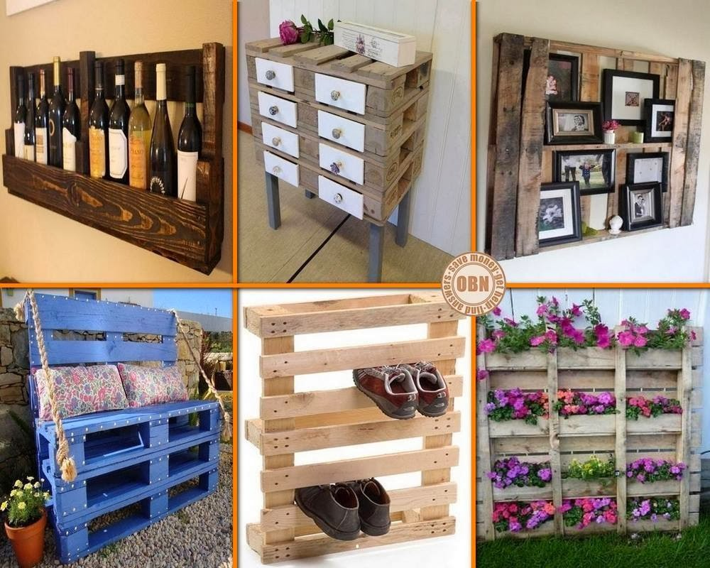 Recycling pallets ideas maszie Ideas para reciclar palets