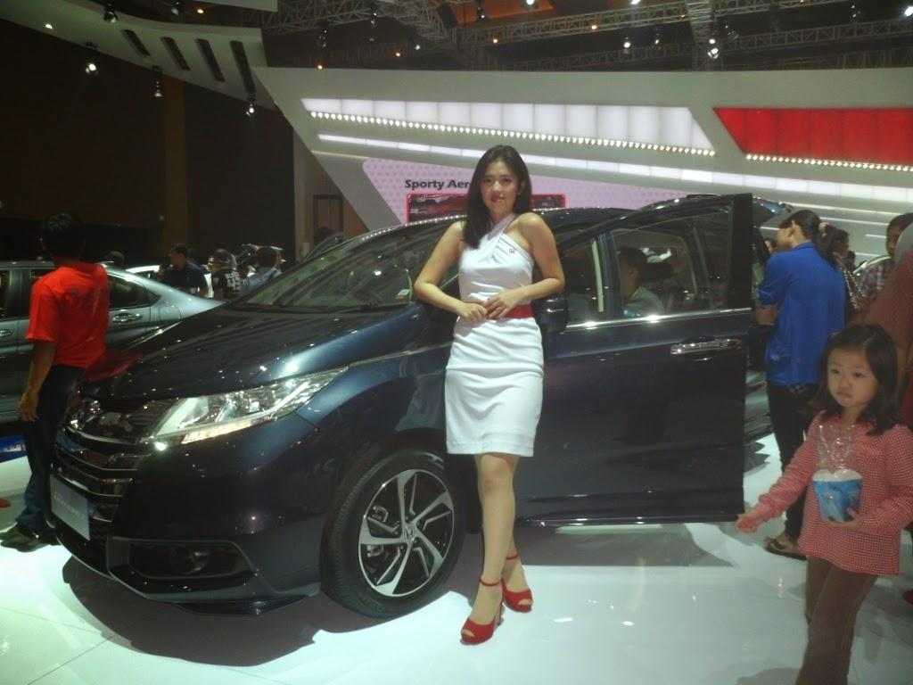 SPG Honda New Odyssey IIMS 2014