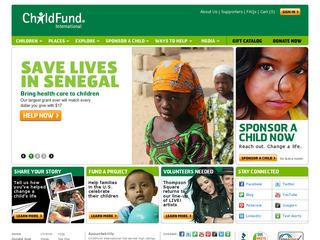 Child fund Internation