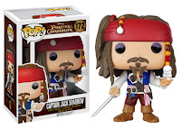 Funko Pop! Captain Jack Sparrow