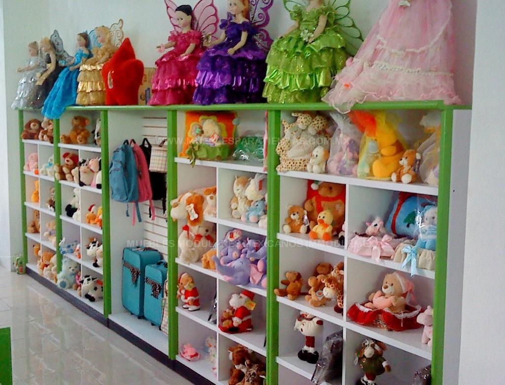 Muebles de tiendas mobiliario de oficina muebles de tienda muebles para tienda muebles de - Muebles para juguetes infantiles ...