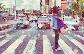 Quiero que sonría, y que me deje intentar ser la razón de su sonrisa.