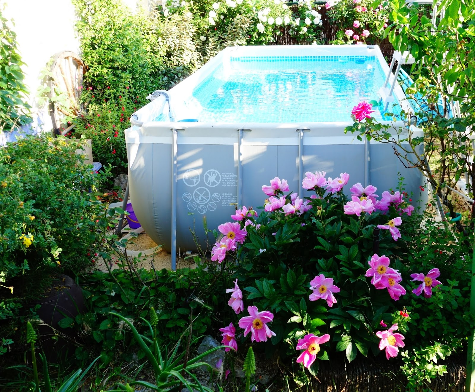 Comment installer et entretenir sa piscine hors sol for Piscine dure hors sol