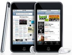 ไอพอดทัช (iPod touch)
