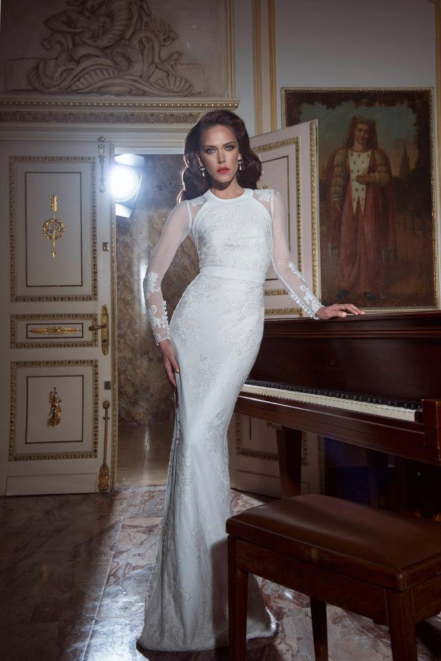 Espectaculares vestidos de novias | Colección Yaki Ravid's