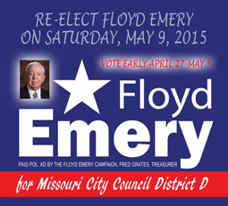 FLOYD EMERY IS ONE OF THE PEOPLE MAKING WHAT WE DO POSSIBLE