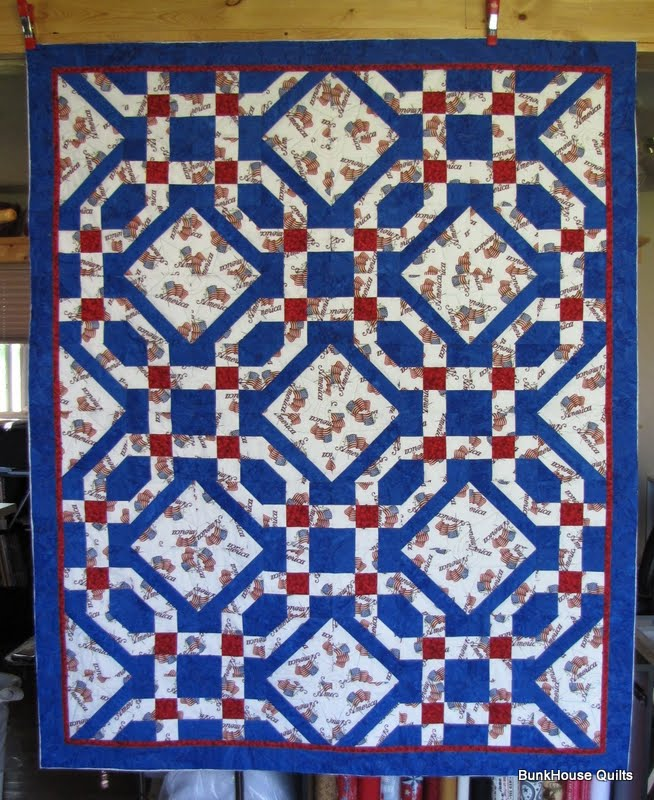 Quilt Patterns For Quilts Of Valor : Quilting In The BunkHouse: Quilts of Valor