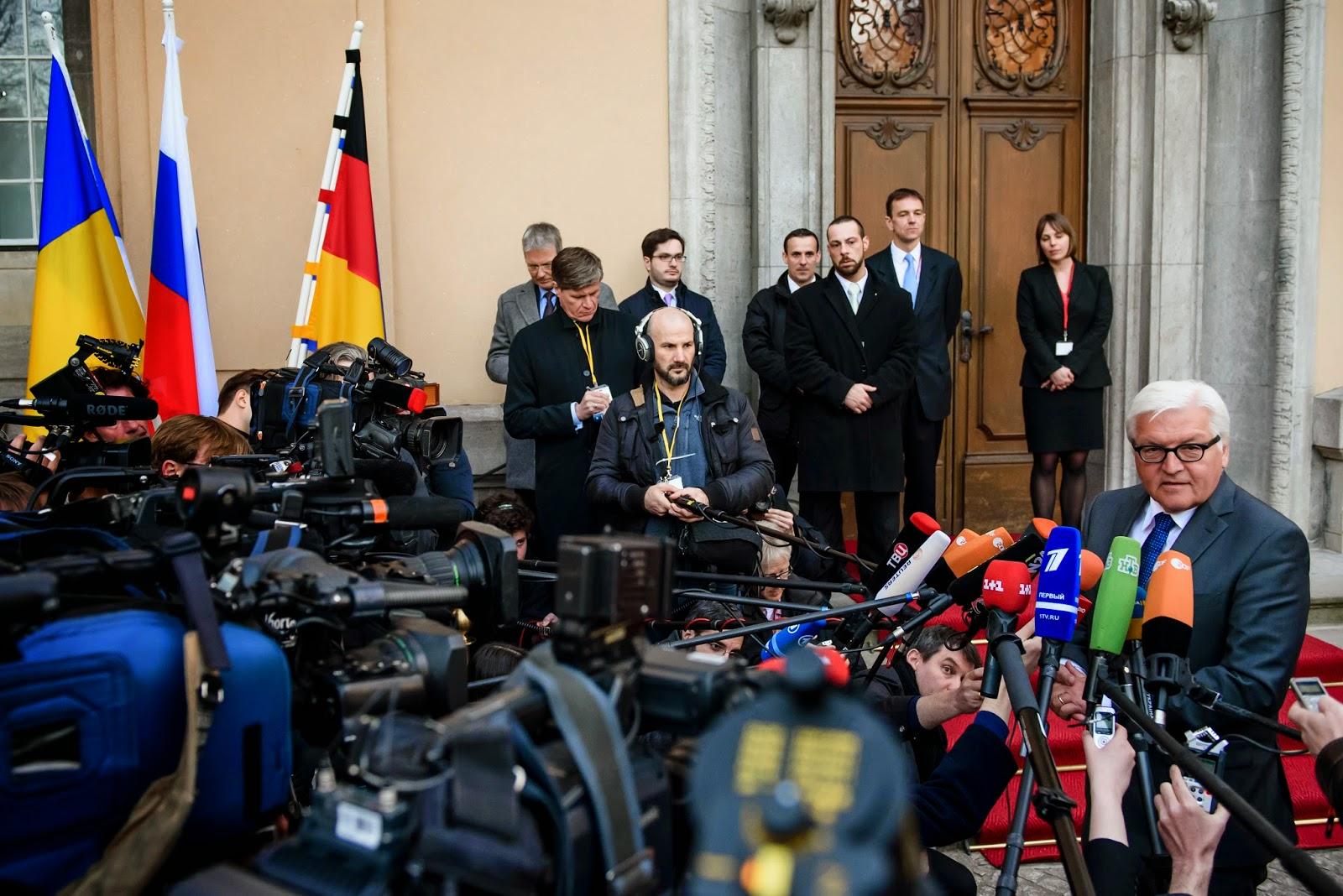 """I colloqui di Capi di ministri degli Esteri a Berlino  in """"formato Normanno"""""""
