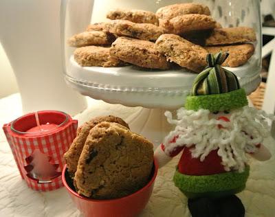 cookies per babbo natale