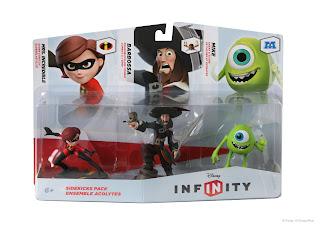 Disney Infinity Pack Compañeros